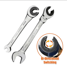 Load image into Gallery viewer, Tubing Ratchet Wrench