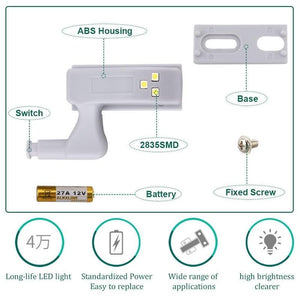 SMART TOUCH SENSOR CABINET LED LIGHT