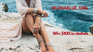 EXCITING NEWS! GIVEAWAY PLUS JOIN LUNABLUEGIRL.COM AFFILIATE PROGRAM!
