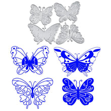 Load image into Gallery viewer, Beautiful Butterflies Cutting Dies