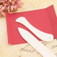 Load image into Gallery viewer, DIY Handmade Card Tools Plastics Crease Knife Origami Knife For Paper Card Making