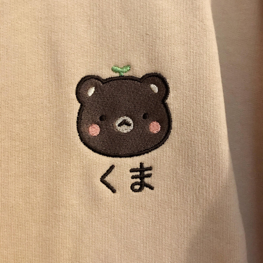 Bear seedling sweatshirt