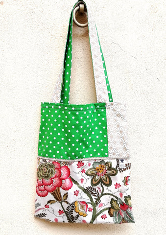 Sac Mouche Deluxe - go green gold