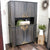 Wool Mill Cupboard - Barn Wood
