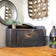 Countertop Corner Cupboard - Primitive Black