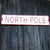 North Pole Sign