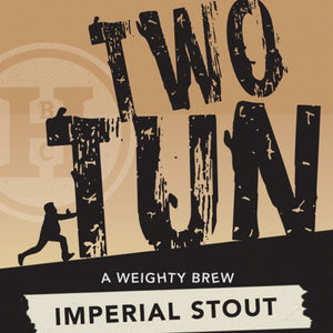Ale of the 2 Tun Imperial Stout (Can/474ml & Keg/20L)