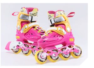 WeiQiu KID Pink/Yellow