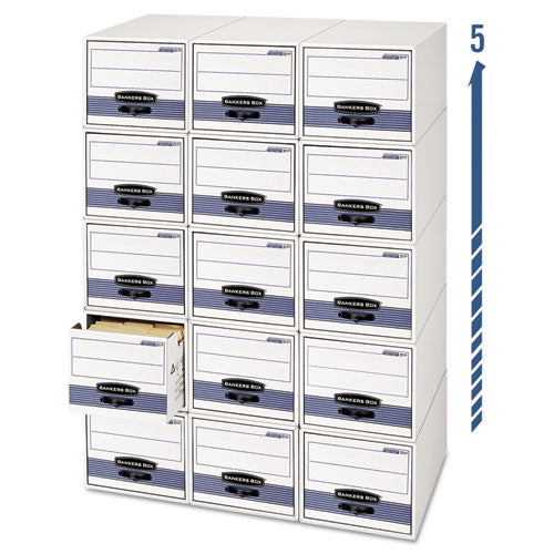 STOR/DRAWER STEEL PLUS Extra Space-Savings Storage Drawers, Legal Files, 17