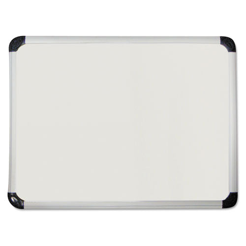 Porcelain Magnetic Dry Erase Board, 72 x 48, White