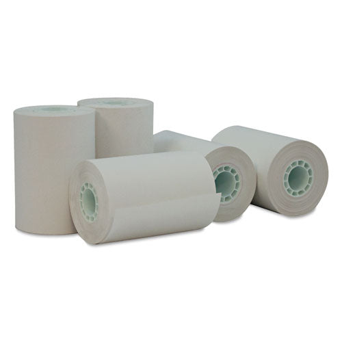 Deluxe Direct Thermal Print Paper Rolls, 0.5