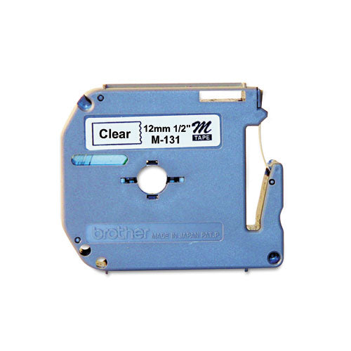 M Series Tape Cartridge for P-Touch Labelers, 0.47