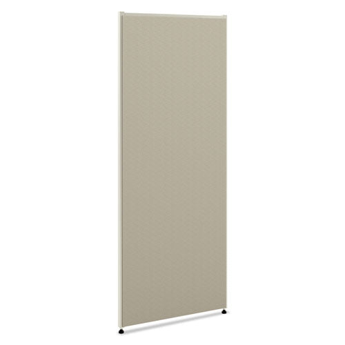 Versé Office Panel, 60w x 60h, Gray