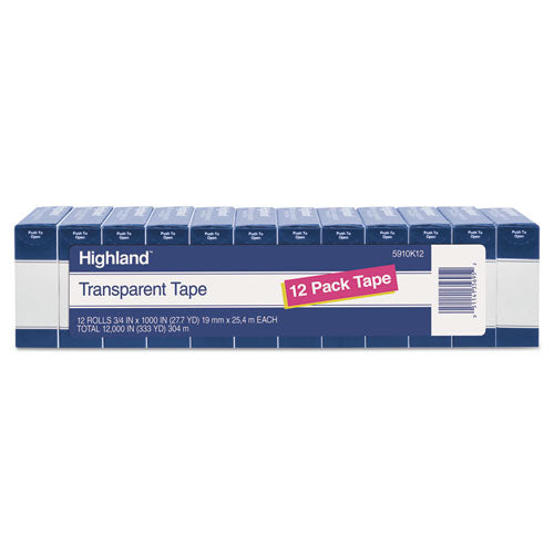 Transparent Tape, 1