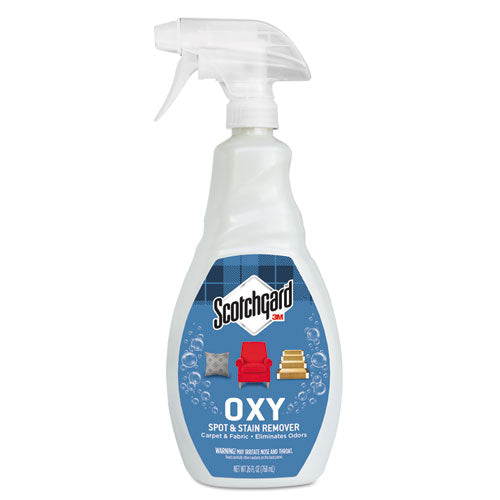 OXY Carpet Cleaner & Fabric Spot & Stain Remover, 26oz Spray Bottle