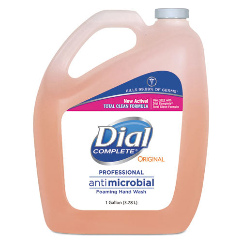 Antimicrobial Foaming Hand Wash, Original Scent, 1gal