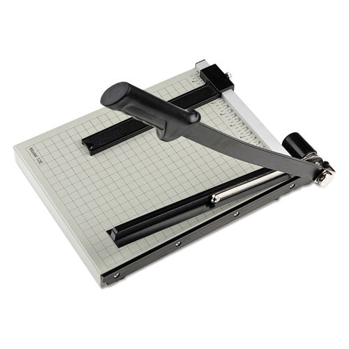 Vantage Guillotine Paper Trimmer/Cutter, 15 Sheets, 12