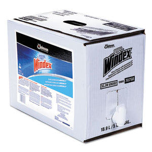 Glass Cleaner with Ammonia-D®, 5gal Bag-in-Box Dispenser