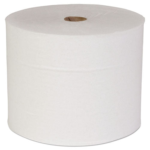 Pro Small Core High Capacity/SRB Bath Tissue, Septic Safe, 2-Ply, White, 1100 Sheets/Roll, 36 Rolls/Carton