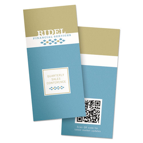 Square Print-to-the-Edge Labels, Inkjet/Laser Printers, 2 x 2, White, 12/Sheet, 25 Sheets/Pack