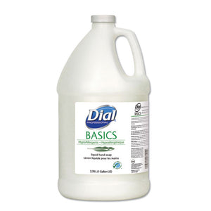 Basics Liquid Hand Soap, Fresh Floral, 1 gal Bottle