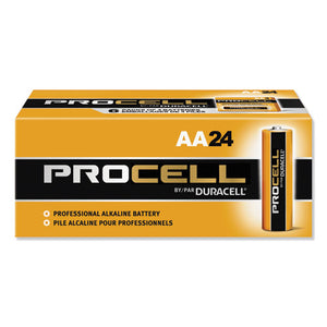 Procell Alkaline AA Batteries, 24/Box