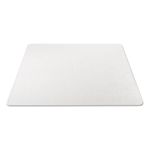Studded Chair Mat for Low Pile Carpet, 46 x 60, Clear ALE MAT4660CLPR