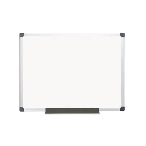 MasterVision Value Melamine Dry Erase Board
