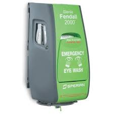 Fendall 2000 Portable Eye Wash Station, 15 1/2 x 34 3/4 x 17 1/2, 6.87 gal
