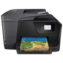 HP OfficeJet Pro 8710 All-in-One Printer, Copy/Fax/Print/Scan