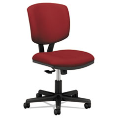 HON® Volt Series Task Chair with Synchro-Tilt, Crimson Fabric