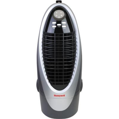 Honeywell 300 CFM 4 speed indoor portable evaporative cooler for 175sqft