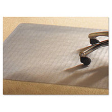 Load image into Gallery viewer, Mammoth Office Products PVC Chair Mat for Standard Pile Carpet, 46 x 60, No Lip, Clear