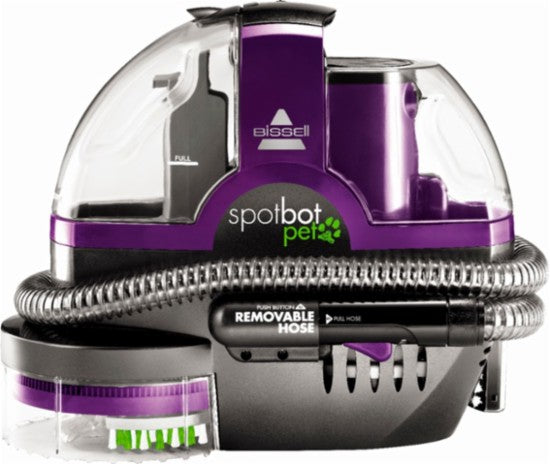 Vacuum_Bissell - SPOTBOT PET