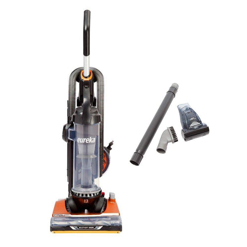 Vacuum_Eureka - SuctionSeal 2.0 Bagless Pet Upright Vacuum - Green