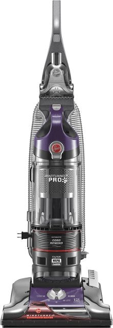 Vacuum_Hoover - WindTunnel 2 Bagless Pet Upright Vacuum - Purple
