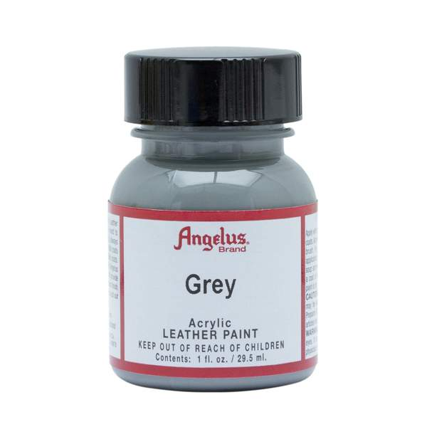 ANGELUS Leather Paint 1oz - Grey