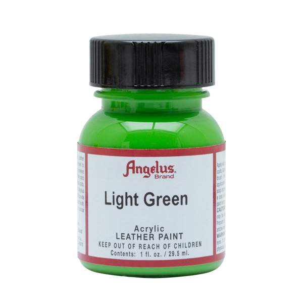 ANGELUS Leather Paint 1oz - Light Green