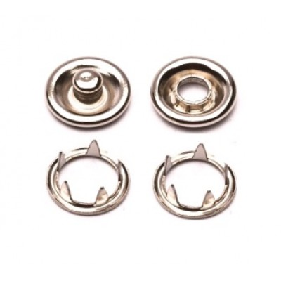 9.3mm Halo/ Ring Snaps