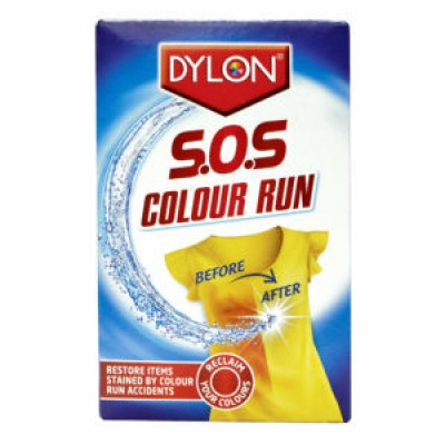 DYLON S.O.S. Colour Run (2 x 75ml)