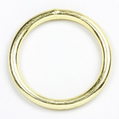Brass Plated O-Ring