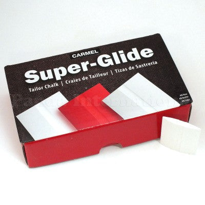 CARMEL Box of Super-Glide Tailor Chalk (48 pieces)