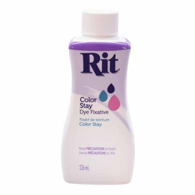 RIT Color Stay Liquid Dye Fixative - (236 ml / 8 oz)