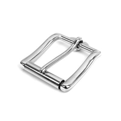 "Stainless Steel 1.5"" Heavy Duty Square Roller Buckle"