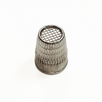 Steel Thimble, Closed-Top