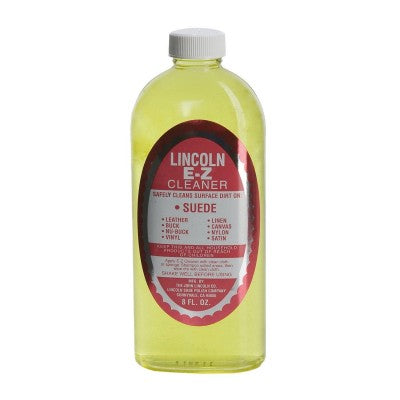 LINCOLN E-Z Shoe & Leather Cleaner (236 mL)