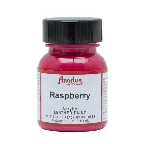 ANGELUS Leather Paint 1oz - Raspberry