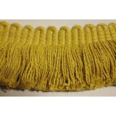 Yellow Cotton Fringe (By The Yard)