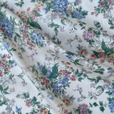 "58"" LIBERTY Cotton Multi-Coloured Floral (By the yard)"