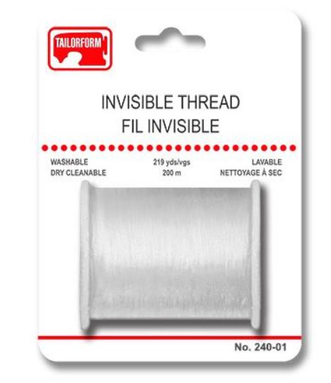 Invisible Thread (150 yards / 137m)
